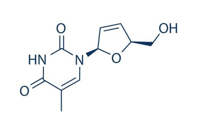 Selleck Chemical LLCStavudine (d4T) 100mg 3056-17-5 BMY-27857, Sanilvudine,