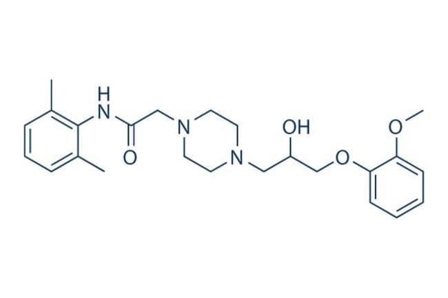 Selleck Chemical LLCRanolazine 200mg 95635-55-5 CVT 303, RS 43285-003