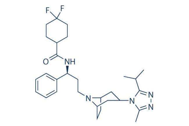 Selleck Chemical LLCMaraviroc 100mg 376348-65-1 UK-427857