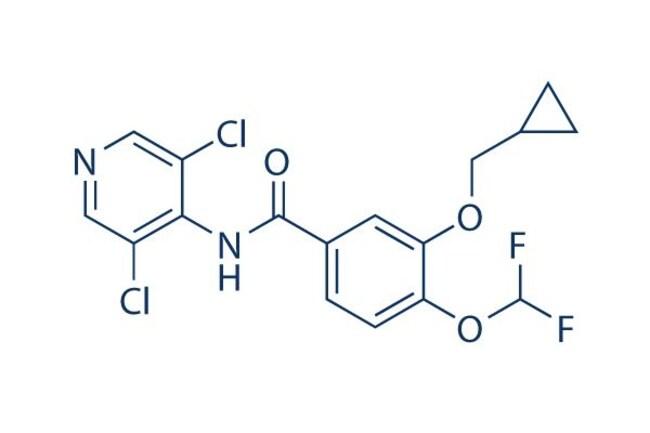 Selleck Chemical LLCRoflumilast 25mg 162401-32-3 APTA 2217, B9302-107,