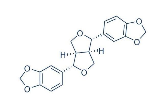 Selleck Chemical LLCSesamin 5mg 607-80-7 Fagarol, Fsesamin