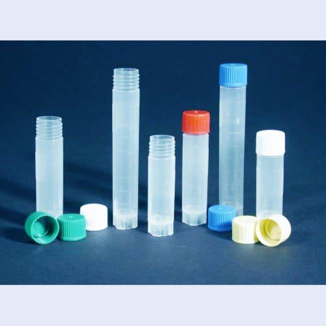 Azzota Corp 1.2ml Cryogenic Vial, Self-Standing, External Thread, sterile,