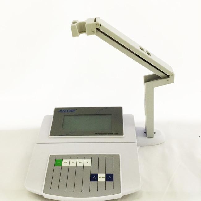 Azzota Corp Portable pH/mV/ORP/ C/ F Meter, Resolution: 0.01 pH / 1 mV