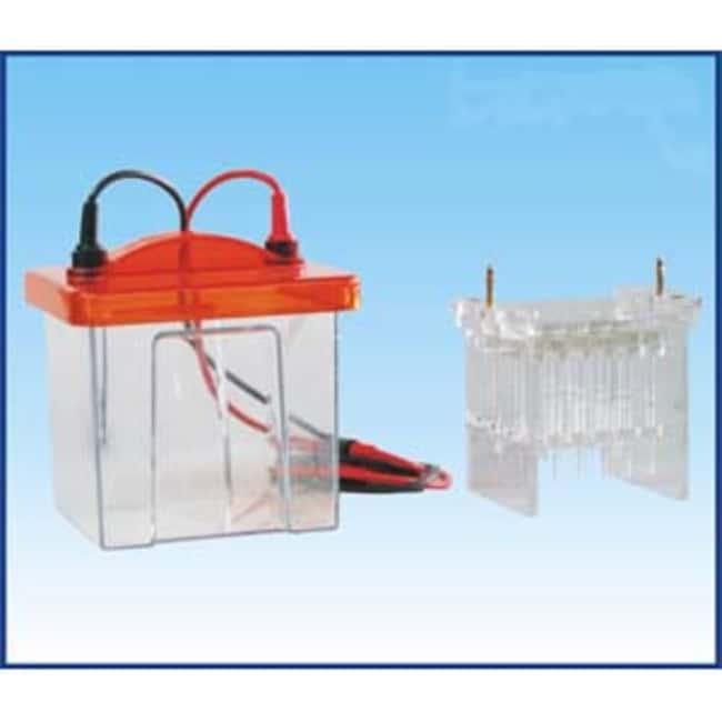 Azzota Corp Mini Tube gels electrophoresis, Gel inside diameter: f2.4×90mm,