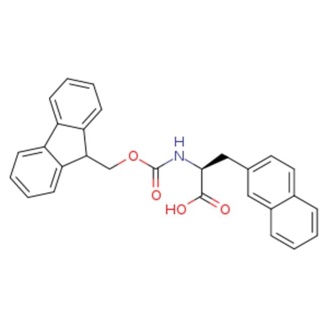 eMolecules Fmoc-3-(2-naphthyl)-L-alanine99%   112883-43-9   25G  FMOC-3-(2-NAPHTHYL)-L-ALAN