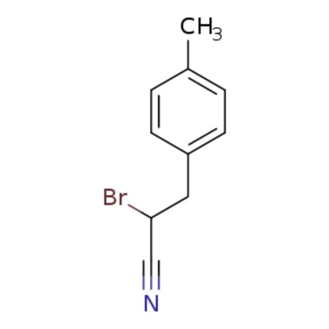 eMolecules2-bromo-3-(4-methylphenyl)propanenitrile | 62448-29-7 | 5G |
