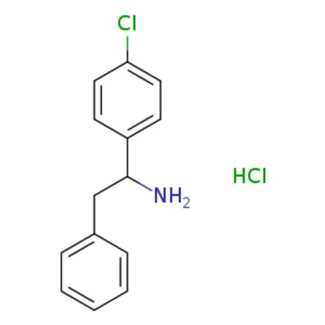 eMolecules1-(4-chlorophenyl)-2-phenylethan-1-amine hydrochloride   92252-94-3
