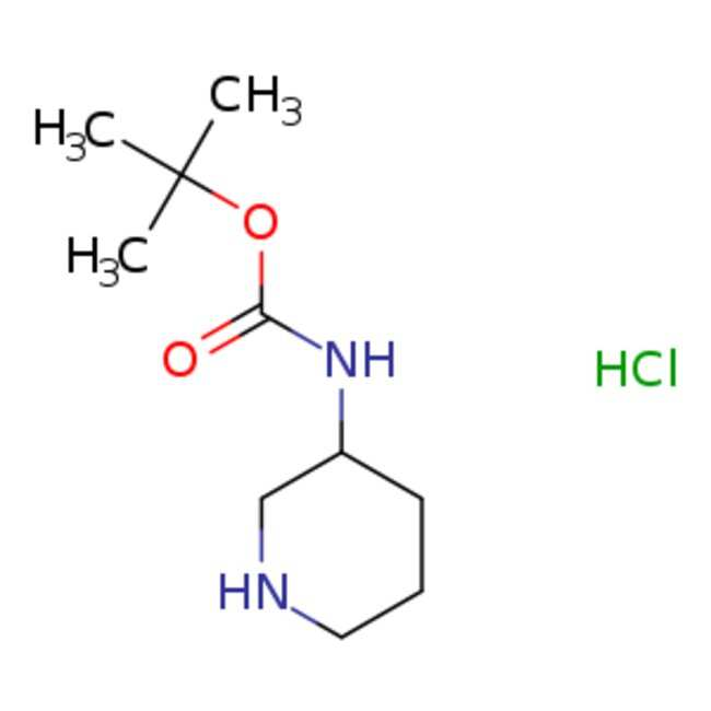 eMolecules 3-(Boc-amino)piperidine   172603-05-3   5G  TERT-BUTYL N-(PIPERIDIN-3-Y
