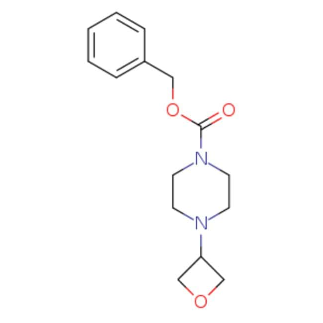 eMolecules Benzyl 4-(oxetan-3-yl)piperazine-1-carboxylate | 1254115-22-4