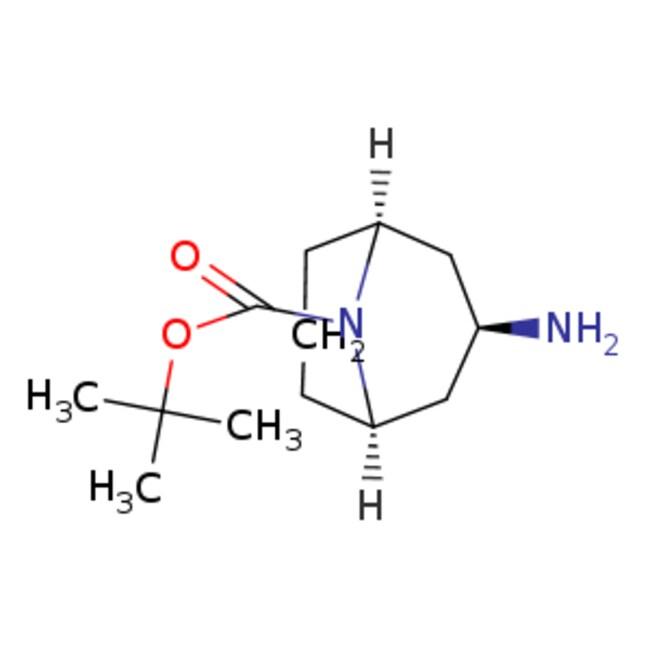 eMolecules endo-3-Amino-9-Boc-9-azabicyclo[3.3.1]nonane   1887167-87-4