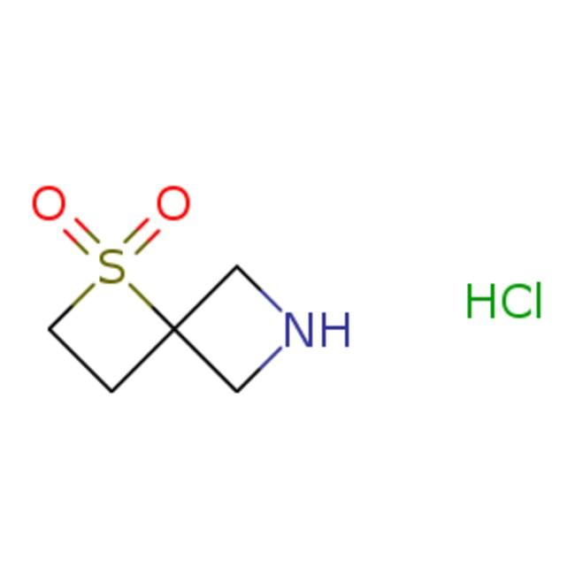 eMolecules 1-Thia-6-aza-spiro[3.3]heptane-1,1-dioxide hydrochloride  