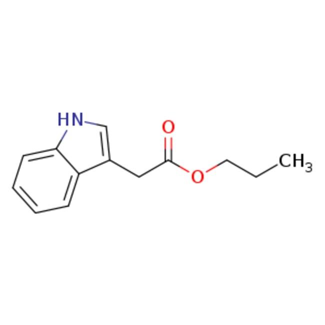 eMolecules 1H-Indole-3-acetic acid propyl ester   2122-68-1   5G  PROPYL