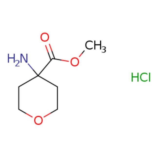 eMolecules Methyl 4-aminotetrahydro-2H-pyran-4-carboxylate hydrochloride