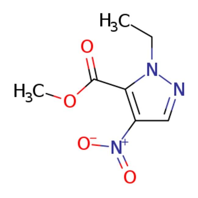 eMolecules methyl 1-ethyl-4-nitro-1H-pyrazole-5-carboxylate   923282-48-8