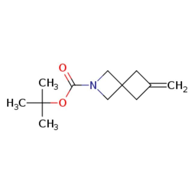 eMolecules tert-butyl 6-methylidene-2-azaspiro[3.3]heptane-2-carboxylate