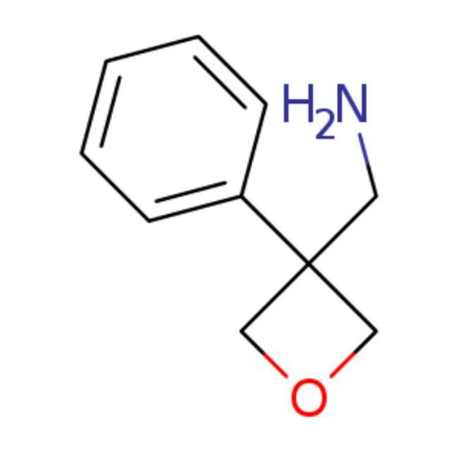 eMolecules (3-phenyloxetan-3-yl)methanamine   497239-45-9   250MG  (3-PHENYLOXETAN-3-YL)MET