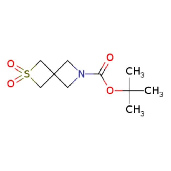 eMolecules 6-boc-2-thia-6-aza-spiro[3.3]heptane-2,2-dioxide | 1291487-31-4