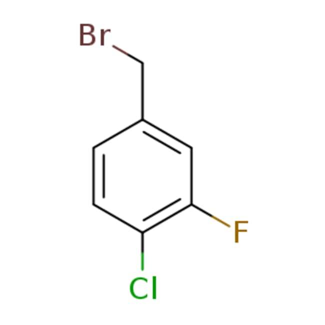eMolecules4-Chloro-3-fluorobenzyl bromide 97% | 206362-80-3 | 10G | Purity: