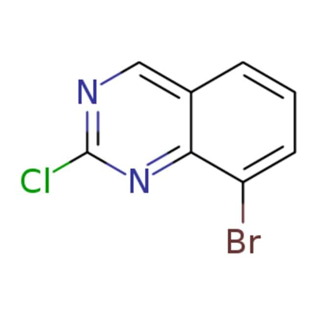 eMolecules 8-Bromo-2-chloroquinazoline | 956100-63-3 | 25G | Purity: 97%