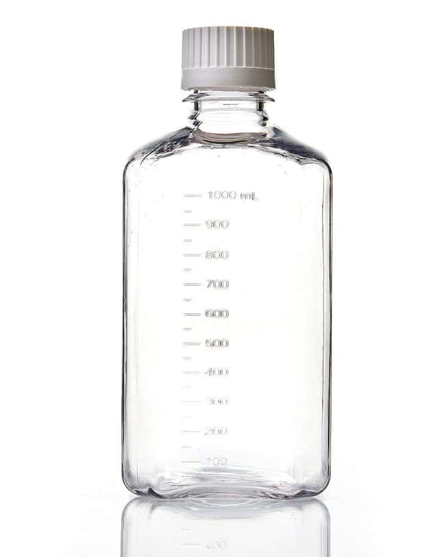 Foxx Life Sciences EZBio 1L (1,000mL) PC Media Bottles, Sterile, Autoclavable