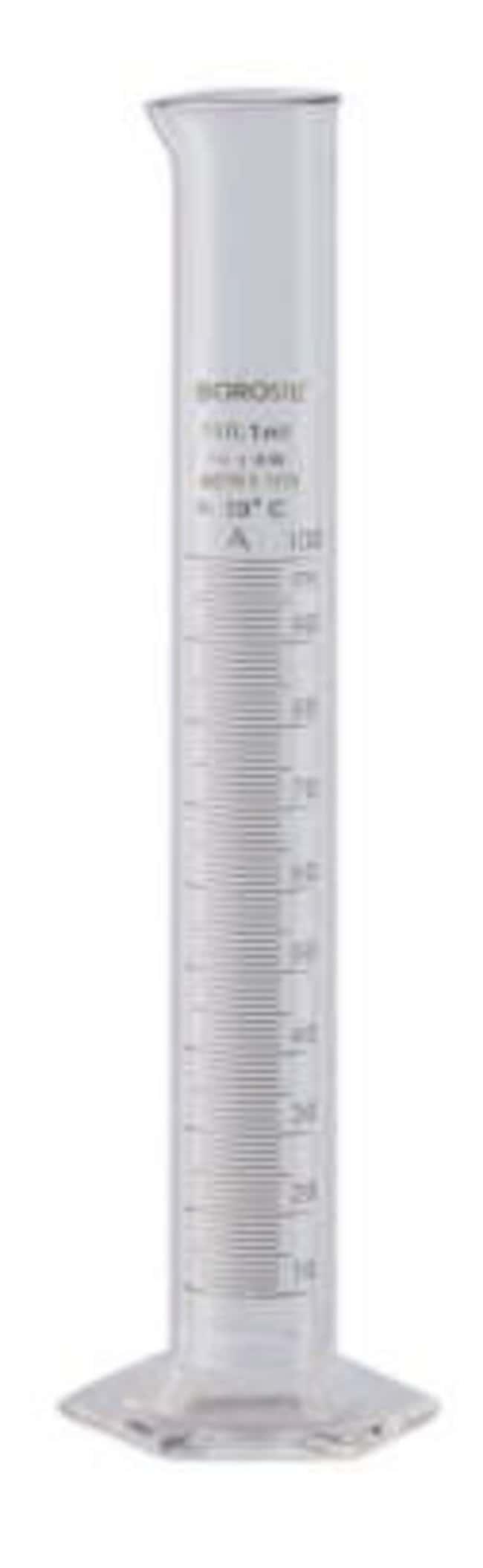 Foxx Life Sciences Borosil(T) Class B TC Graduated Measuring Cylinder with