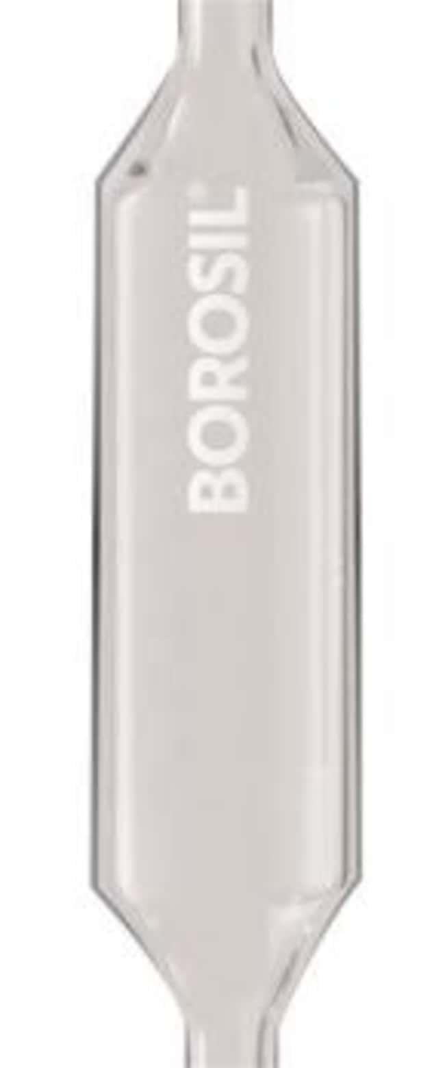 Foxx Life Sciences Borosil(T) Reusable Class A Volumetric Transfer Pipettes