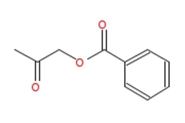 eMolecules 2-OXOPROPYL BENZOATE | 6656-60-6 | 5G | Purity: 97%  2-OXOPROPYL