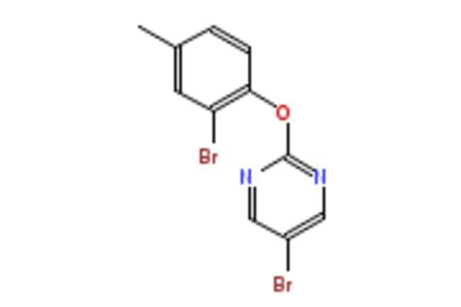 eMolecules 5-BROMO-2-(2-BROMO-4-METHYLPHENOXY)PYRIMIDINE | 1017789-01-3