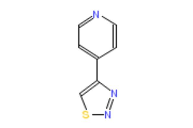 eMolecules 4-(4-1,2,3-THIADIAZOLYL)PYRIDINE | 102253-71-4 | 1G | Purity: