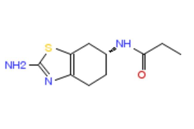 eMolecules (R)-N-(2-AMINO-4,5,6,7-TETRAHYDRO-BENZOTHIAZOL-6-YL)-PROPIONAMIDE