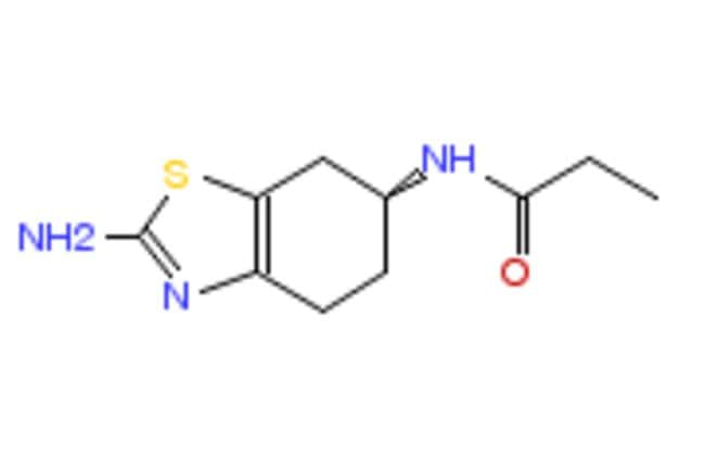 eMolecules (S)-N-(2-AMINO-4,5,6,7-TETRAHYDRO-BENZOTHIAZOL-6-YL)-PROPIONAMIDE