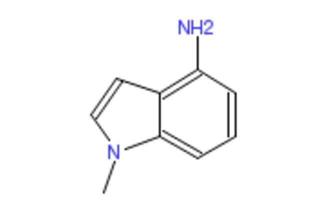 eMolecules 4-AMINO-N-METHYLINDOLE   85696-95-3   1G   Purity: 97%  4-AMINO-N-METHYLINDOLE