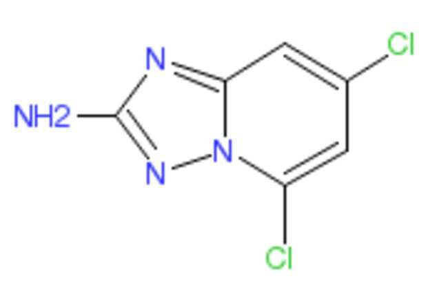 eMolecules 5,7-DICHLORO-[1,2,4]TRIAZOLO[1,5-A]PYRIDIN-2-AMINE   1124383-04-5