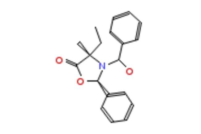 eMolecules (2R,4S)-3-BENZOYL-4-ETHYL-4-METHYL-2-PHENYLOXAZOLIDIN-5-ONE