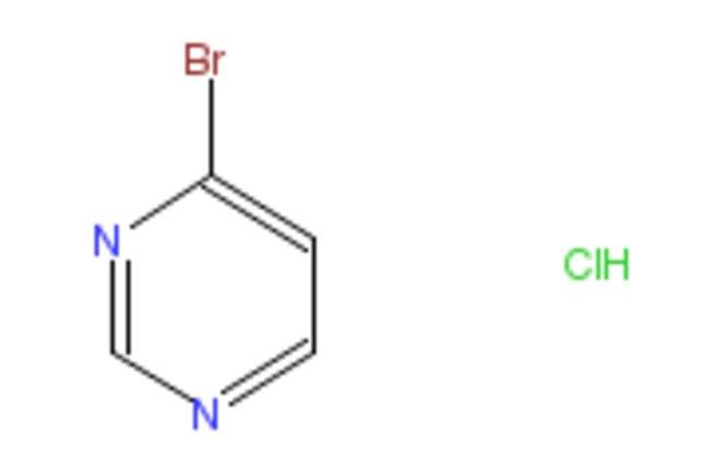 eMolecules 4-BROMOPYRIMIDINE HCL   1255099-57-0   1G   Purity: 97%  4-BROMOPYRIMIDINE