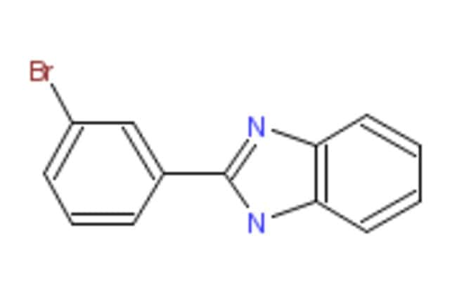 eMolecules​ 2-(3-BROMOPHENYL)-1H-BENZOIMIDAZOLE | 77738-96-6 | 1G | Purity: