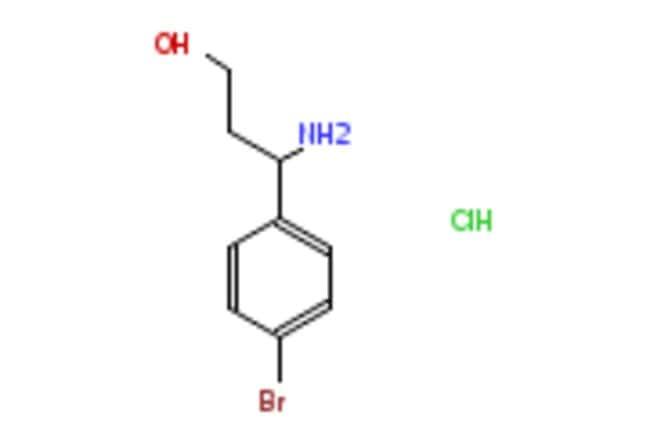 eMolecules 3-(4-BROMOPHENYL)-DL-BETA-ALANINOL HCL | 1159824-49-3 | 5G