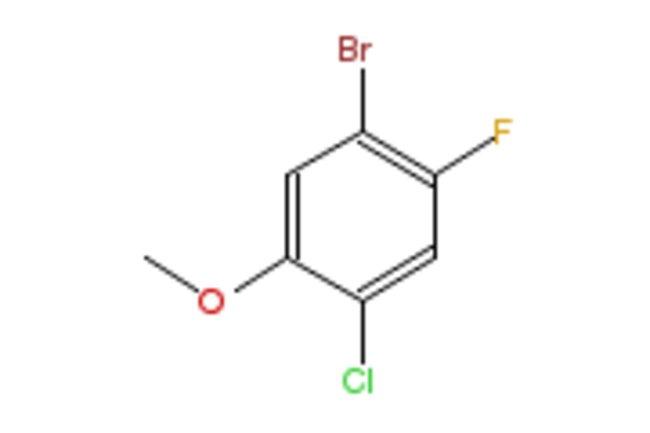 eMolecules 5-BROMO-2-CHLORO-4-FLUOROANISOLE   146447-18-9   5G   Purity: