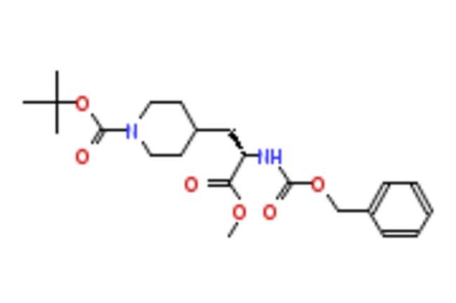 eMolecules (S)-1-BOC-4-(2-CBZ-AMINO-2-METHOXYCARBONYL-ETHYL)PIPERIDINE