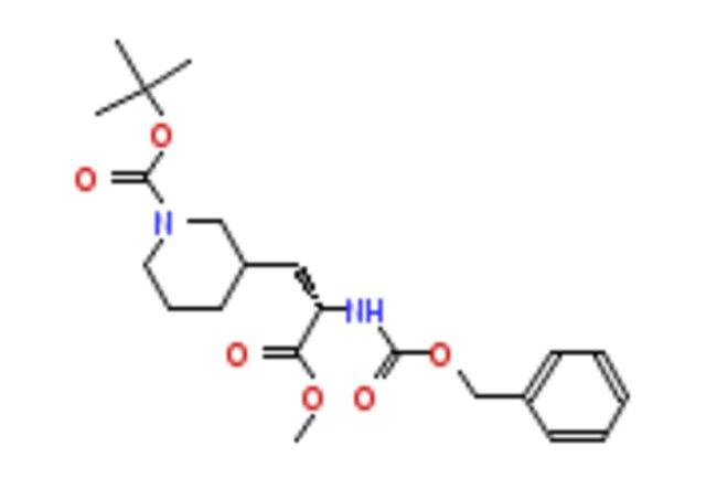 eMolecules (S)-1-BOC-3-(2-CBZ-AMINO-2-METHOXYCARBONYL-ETHYL)PIPERIDINE