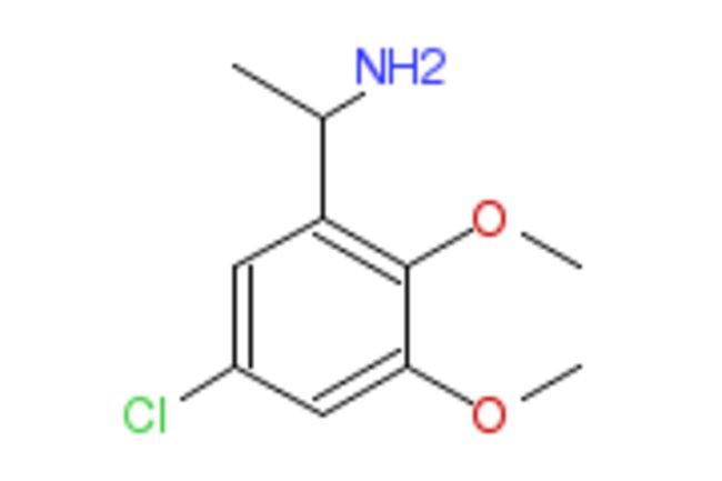 eMolecules 1-(5-CHLORO-2,3-DIMETHOXYPHENYL)ETHYLAMINE | 903581-03-3 |
