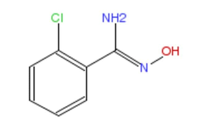 eMolecules 2-CHLOROBENZAMIDE OXIME | 951442-84-5 | 5G | Purity: 97%  2-CHLOROBENZAMIDE