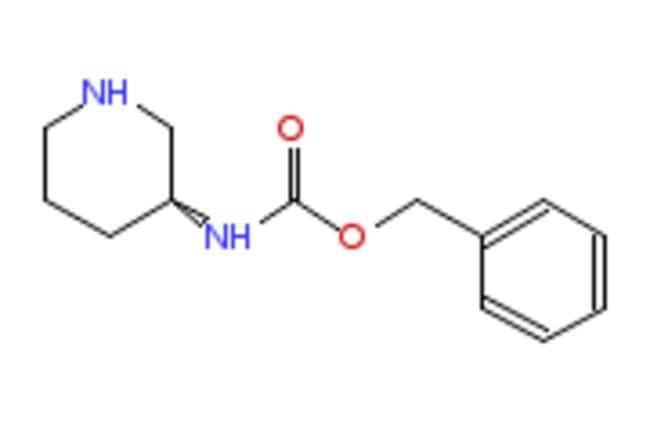 eMolecules (S)-3-N-CBZ-AMINO-PIPERIDINE | 478646-33-2 | 1G | Purity: 97%