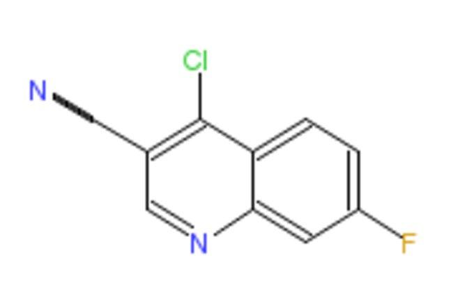 eMolecules 4-CHLORO-7-FLUORO-QUINOLINE-3-CARBONITRILE   622369-70-4  
