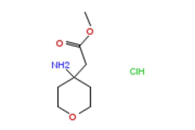eMolecules 4-AMINO-TETRAHYDROPYRAN-4-ACETIC ACID METHYL ESTER HCL | 303037-37-8