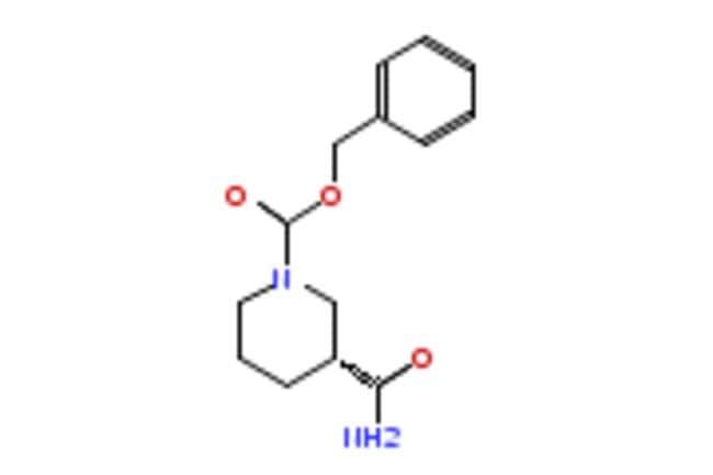 eMolecules D-1-N-CBZ-NIPECOTAMIDE | 1050446-94-0 | 1G | Purity: 97%  D-1-N-CBZ-NIPECOTAMIDE