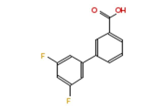 eMolecules 3-BIPHENYL-3',5'-DIFLUORO-CARBOXYLIC ACID | 177734-83-7 | 1G