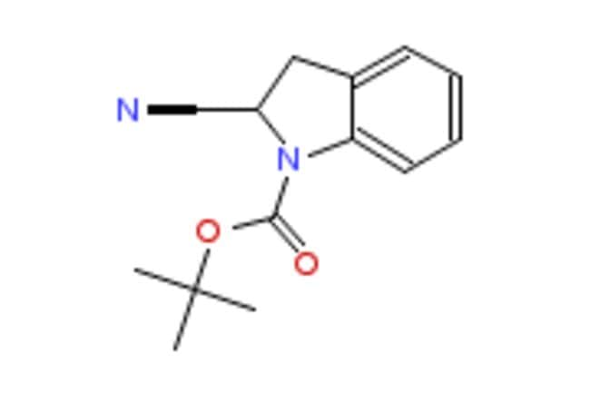 eMolecules​ TERT-BUTYL 2-CYANOINDOLINE-1-CARBOXYLATE | 753480-67-0 | 0.25G