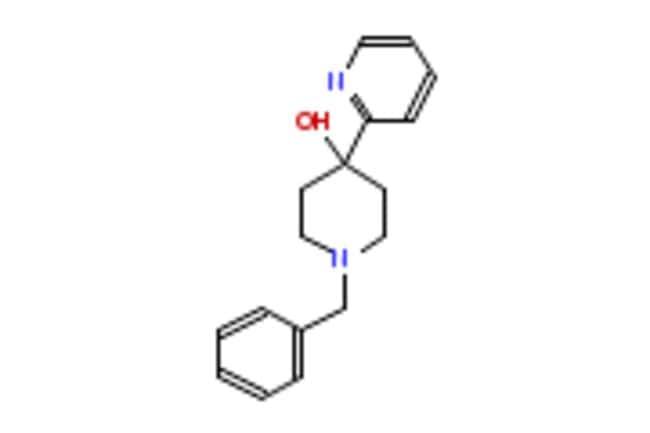 eMolecules 1-BENZYL-4-(PYRIDIN-2-YL)PIPERIDIN-4-OL | 65869-51-4 | 0.25G