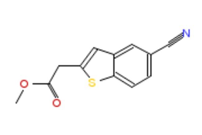 eMolecules METHYL 2-(5-CYANOBENZO[B]THIOPHEN-2-YL)ACETATE   1000340-05-5